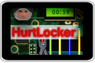 Hurt Locker - Games